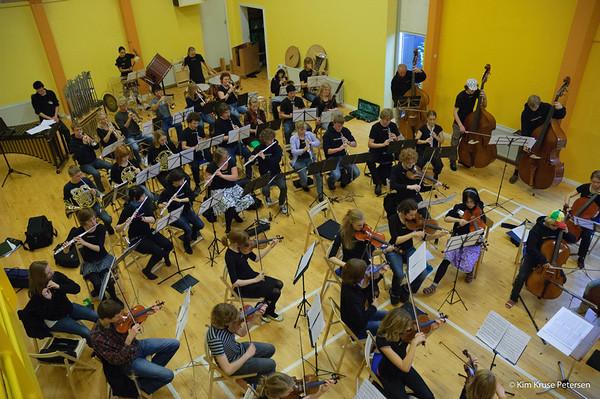 Orkesterefterskolen - Tine
