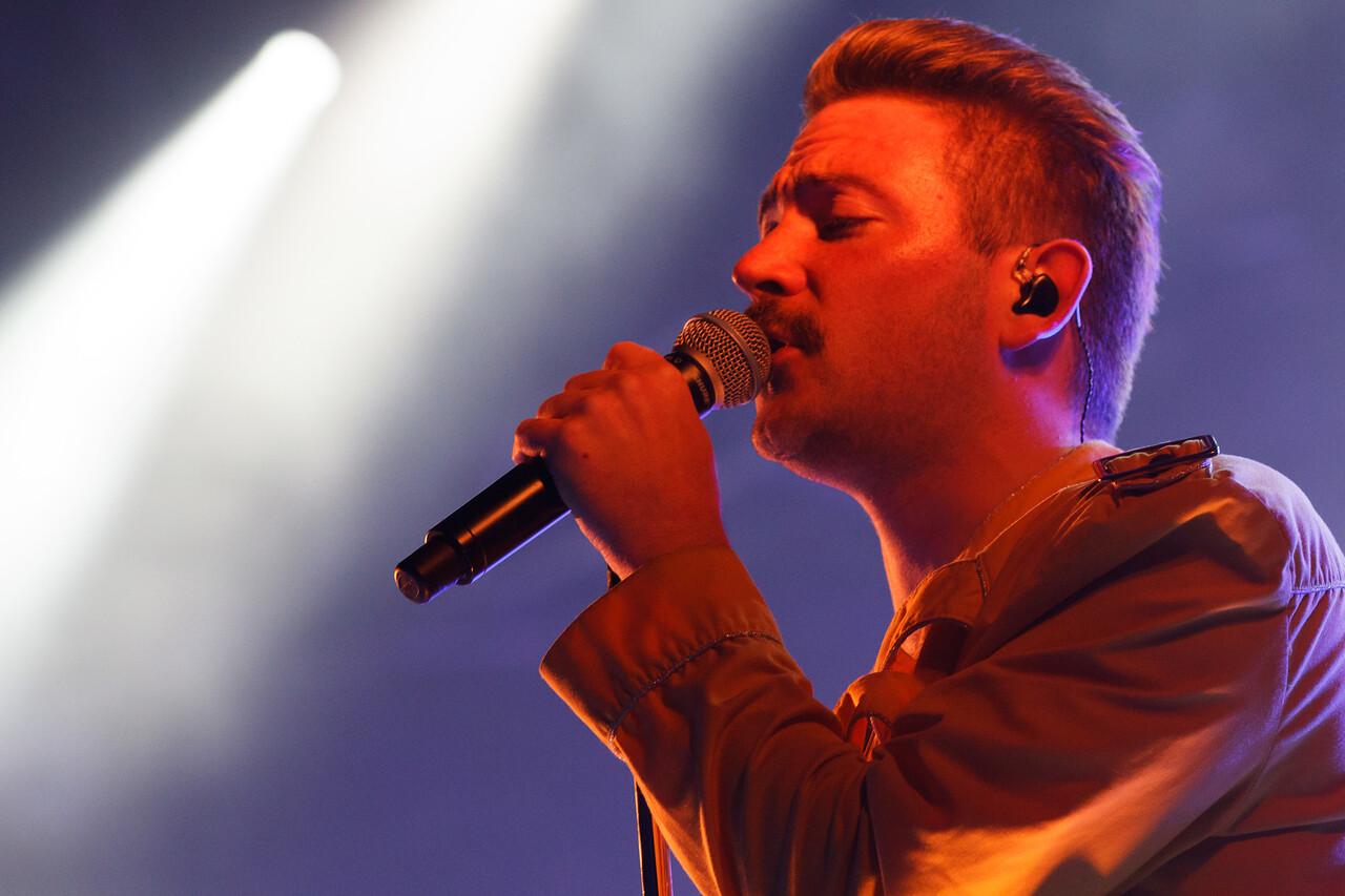 Queen Machine koncert ved Ikast Musikliv 2012