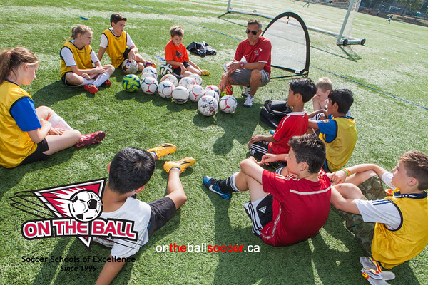 "Branded photography for <a href=""http://www.ontheballsoccer.ca"">http://www.ontheballsoccer.ca</a>"