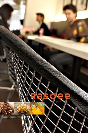 branding photographs for Rasoee Indian Kitchen