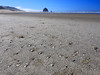 Meteorites on the beach