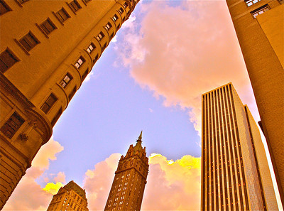 """Tender Feelings in Midtown"" New York City  photography by: Elizabeth Christopher © 2011"