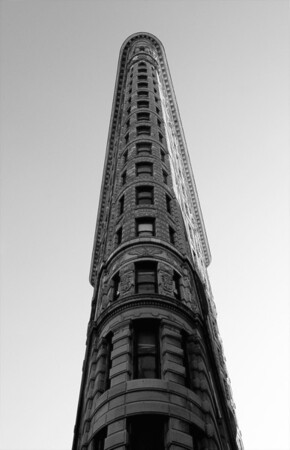 """The Flat Iron "" New York City  photography by: Elizabeth Christopher © 2011"