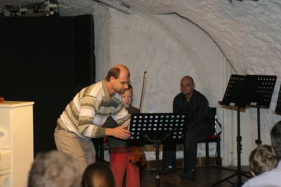 audition multi-classes octobre 2005 - 7