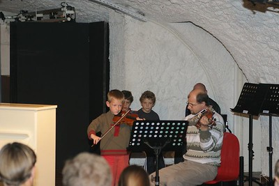 audition multi-classes octobre 2005 - 8