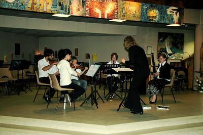 Audition Chambre et Orchestre 2007 - 1