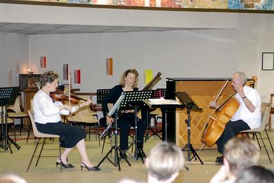 Audition Chambre et Orchestre 2007 - 12