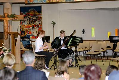 Audition Chambre et Orchestre 2007 - 9