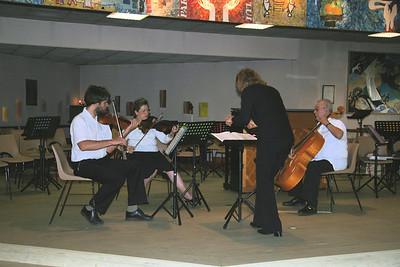 Audition Chambre et Orchestre 2007 - 11