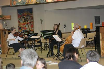 Audition Chambre et Orchestre 2007 - 2