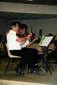 Audition Chambre et Orchestre 2007 - 8