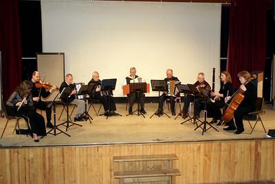 concert des professeurs - 2006 - 2