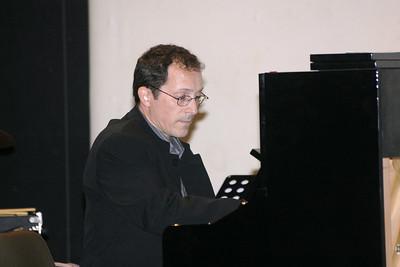 concert des professeurs 2007