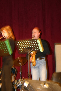 Le BHV, formation de jazz de V. Houplon