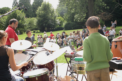 Musique au parc 2007 - 14