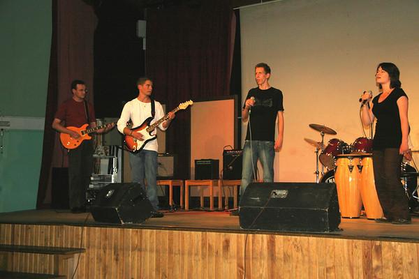 Concert musique actuelle 2007 - 8