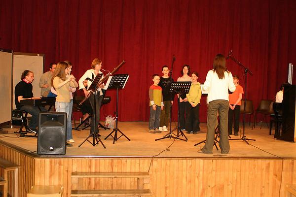 répétition concert FM 2006 - 48 Classes de PM