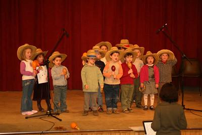 répétition concert FM 2006 - 47 Classes d'éveil/initiation