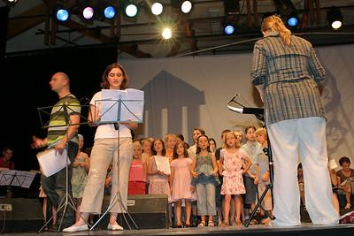 La belle Irène et éveil - 2007 - 34 En répétition