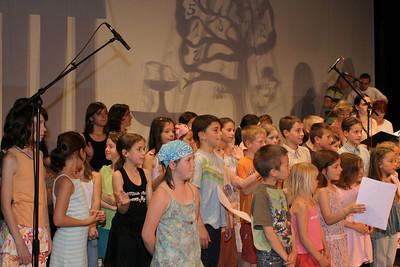 La belle Irène et éveil - 2007 - 26 En répétition