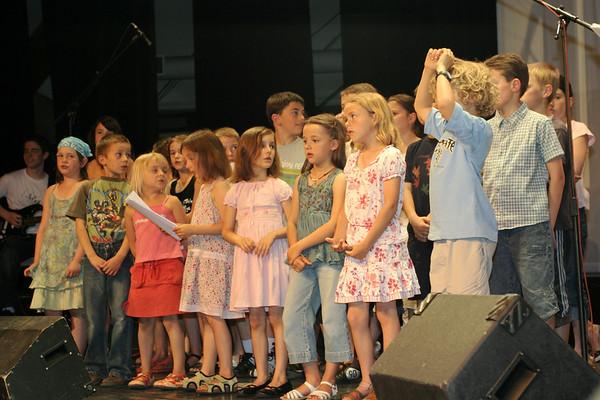 La belle Irène et éveil - 2007 - 21 En répétition