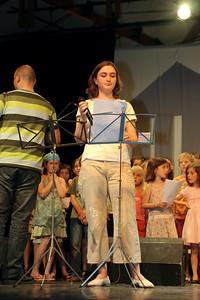 La belle Irène et éveil - 2007 - 32 En répétition