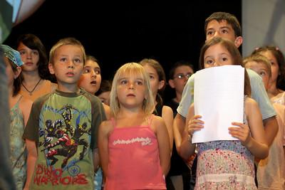 La belle Irène et éveil - 2007 - 4 En répétition