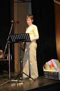 La belle Irène et éveil - 2007 - 14 En répétition