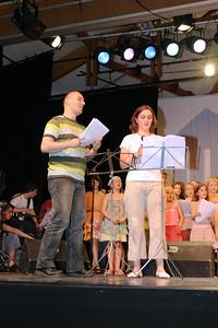 La belle Irène et éveil - 2007 - 33 En répétition