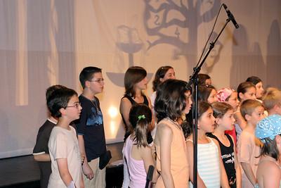 La belle Irène et éveil - 2007 - 11 En répétition