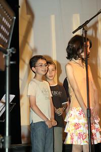 La belle Irène et éveil - 2007 - 9 En répétition