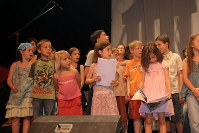 La belle Irène et éveil - 2007 - 3 En répétition