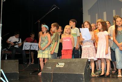 La belle Irène et éveil - 2007 - 29 En répétition