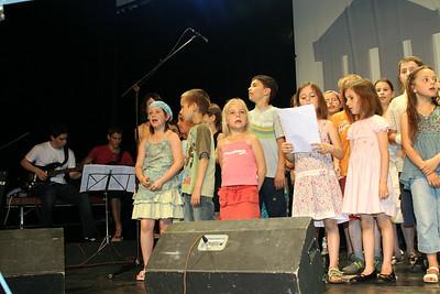 La belle Irène et éveil - 2007 - 28 En répétition
