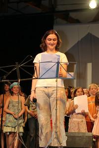La belle Irène et éveil - 2007 - 31 En répétition