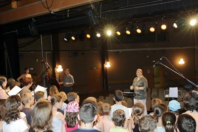 La belle Irène et éveil - 2007 - 15 En répétition