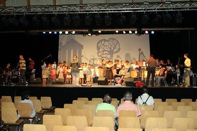 La belle Irène et éveil - 2007 - 1 En répétition