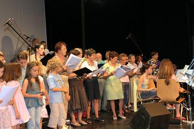 La belle Irène et éveil - 2007 - 23 En répétition