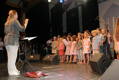 La belle Irène et éveil - 2007 - 30 En répétition
