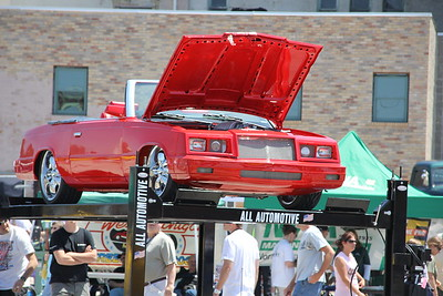 Muskegon's Hot Rod Power Tour Car Show 2012 - (GALLERY #3) - 6-3-12