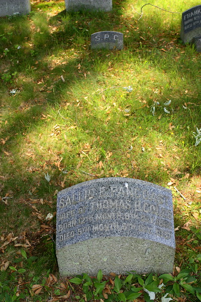 Sallie Emma Pancoast Coles (1856-1930)