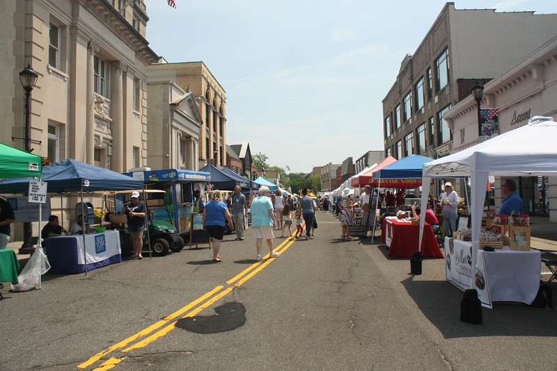 Glen Cove 350 street fair, 26 May 2018