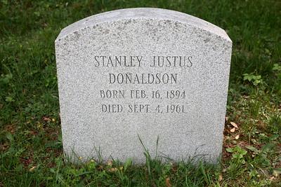 Stanley Justus Donaldson (Sr.; 1894-1961)