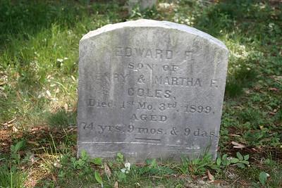 Edward F Coles (1824-1899)
