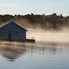 September morning on Brackenrig Bay