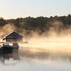 Good Morning fall mist