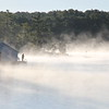 Brackenrig Bay, Muskoka , early morning in September 2012