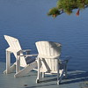 Early Morning on Lake Rosseau in Muskoka Labour Day weekend