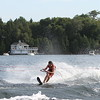 Summer Water Sports Jump for Ooch Fundraiser at Lake Joe Club on Lake Joseph Muskoka Ontario August 2011