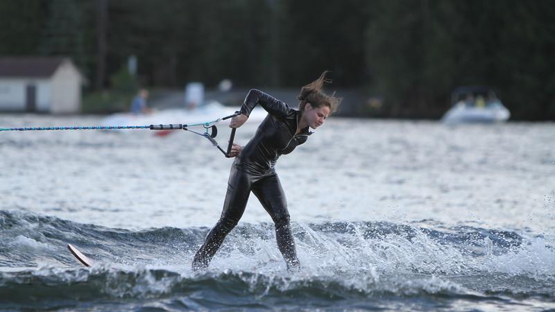 KRG and Summer Water Sports Jump for Camp Ooch at Lake Joe Club